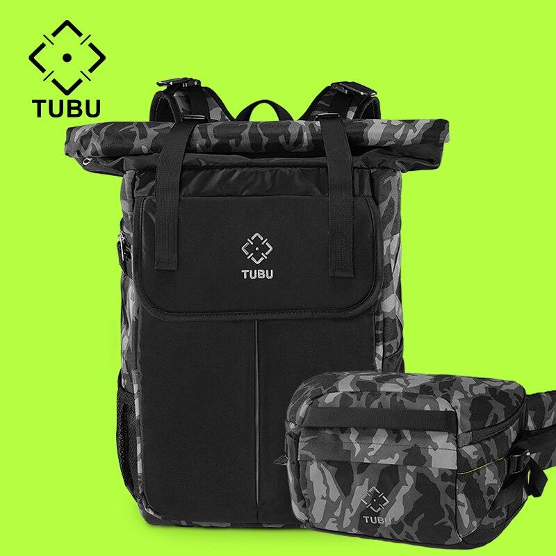 TUBU 2181 DSLR Camera Bag Waterproof Backpack Compact Travel Camera Backpack Men Women Backpack For Digital