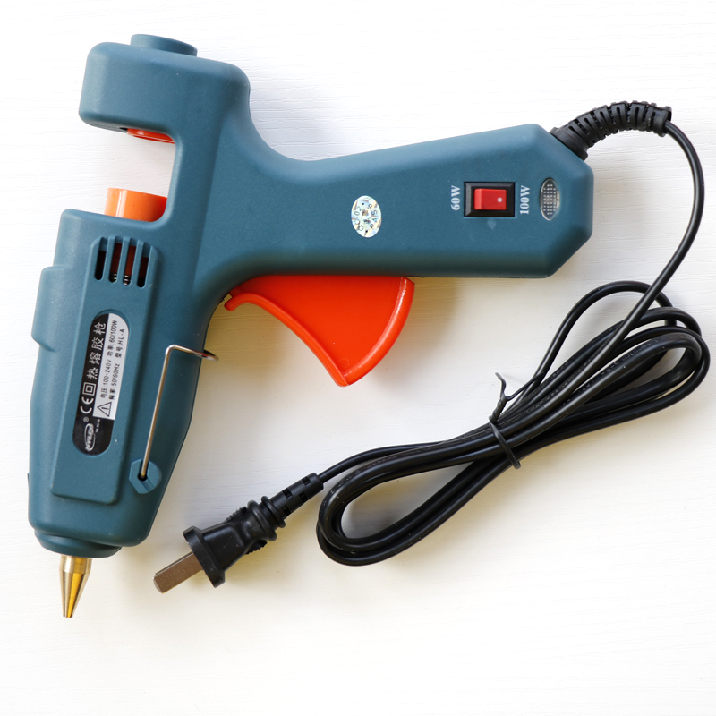 60 100W 110V 220V Hot Melt Glue Gun Practical mini hot glue gun glue stick guns