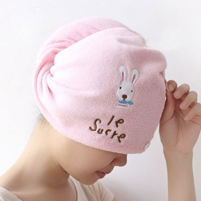 Microfiber Hair Towel Reviews: Aliexpress.com : Buy Pink 20x56cm Microfiber Fabric Hair