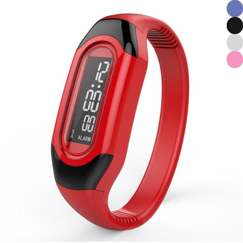 Superior HOT Men Women LED Electronic Bracelet Watch Electronic Sport Watches Alarm Clock Dec 21