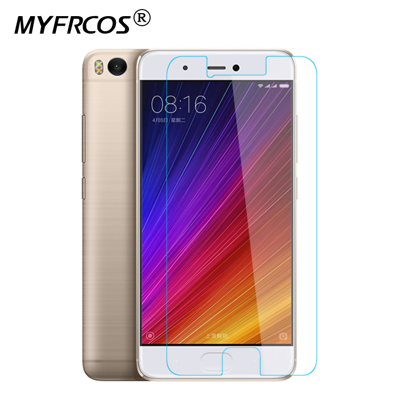 Glass 5splus Xiaomi Redmi Premium-Screen-Protector For Transparent-Film 9H MI5S