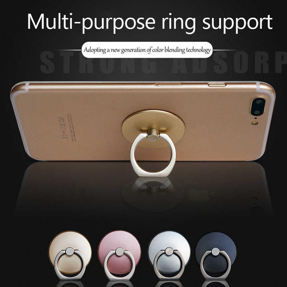 Zlnhiv指リング携帯電話ホルダースタンド電話グリップ支持アクセサリー携帯マウント電話スマートフォンラウンド携帯電話