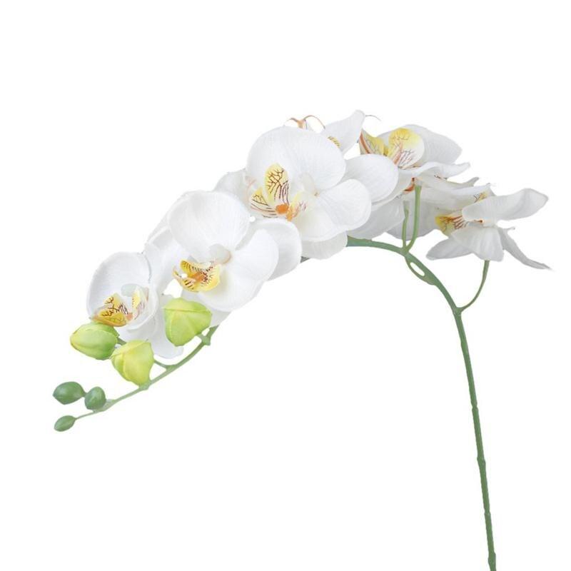 Butterfly orchid flores artificiales letax orquídea artificial global floral de