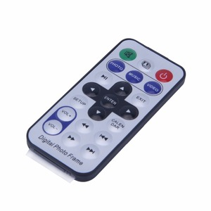 Image 4 - Meilleures offres 7 pouces HD TFT LCD cadre Photo numérique avec MP3 MP4 diaporama horloge bureau à distance lecteur de film