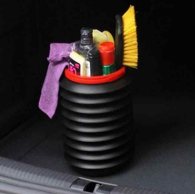 Alta qualidade 4L dobrar carro balde dobrável balde de pesca balde de armazenamento de contentores caixa