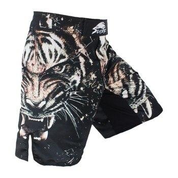 3a58d396c SUOTF el nuevo entrenamiento Muay Thai lucha fitness combate deportes  pantalones Tigre Muay Thai ...