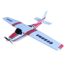 Complete with a full set of N9258 remote control airplane RC Small cessna182-800 frame RTF radio controlled model aircraft
