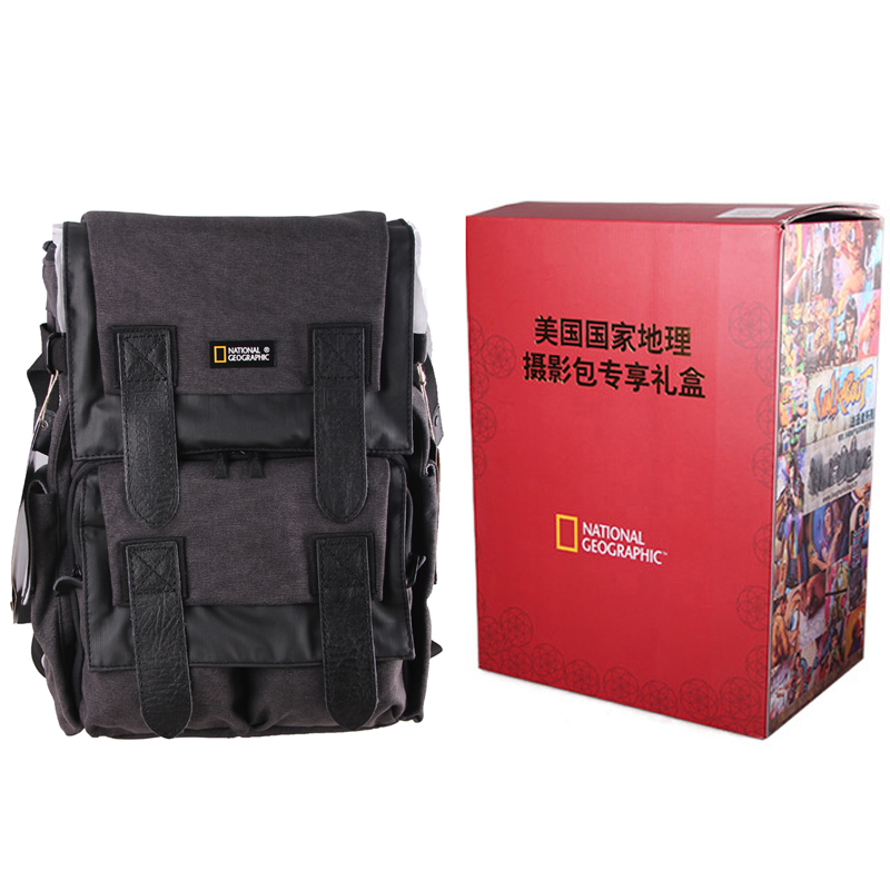 New Pattern NATIONAL GEOGRAPHIC NG W5071CN Camera Bag Backpacks Video Photo Bags for  Camera Backpacks Bags national geographic ng rf 5350 camera bag digital video camera backpacks portable camera protection photography accessories bag