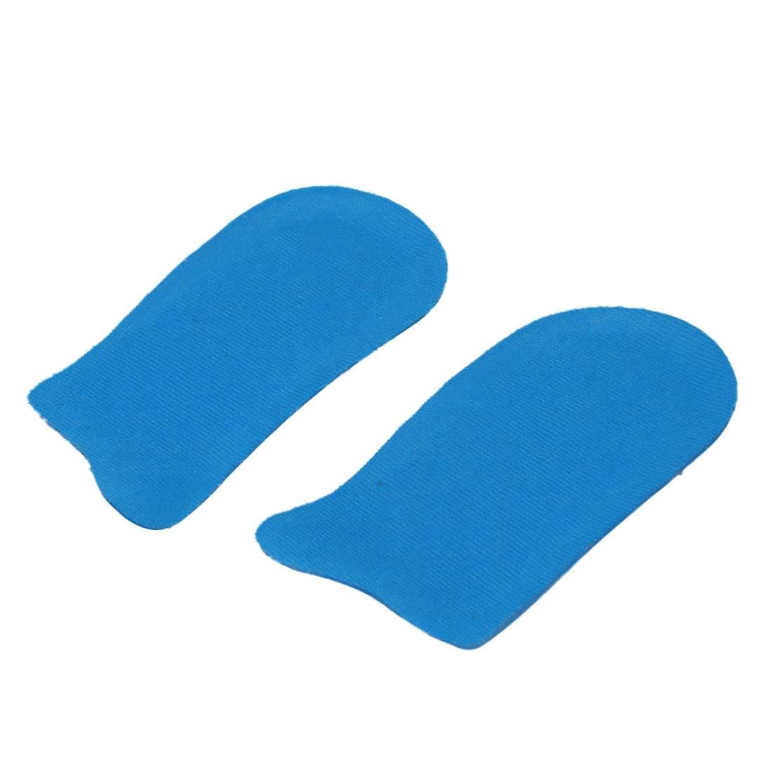 Fashion Boutique Pairlight Blue Silicone Gel Insole Best Heel Pad Insertion 4.3 cm Up вытяжка каминная gorenje ghv92x