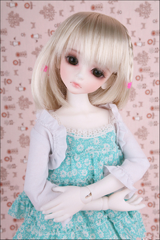 AQK(AQK) 1/4 BJD Doll-Deif  Girl  Bory - doll   (free send a pair of eyes) bjd sd doll supiadoll ariel 1 3 bjd doll eyes get a free makeup