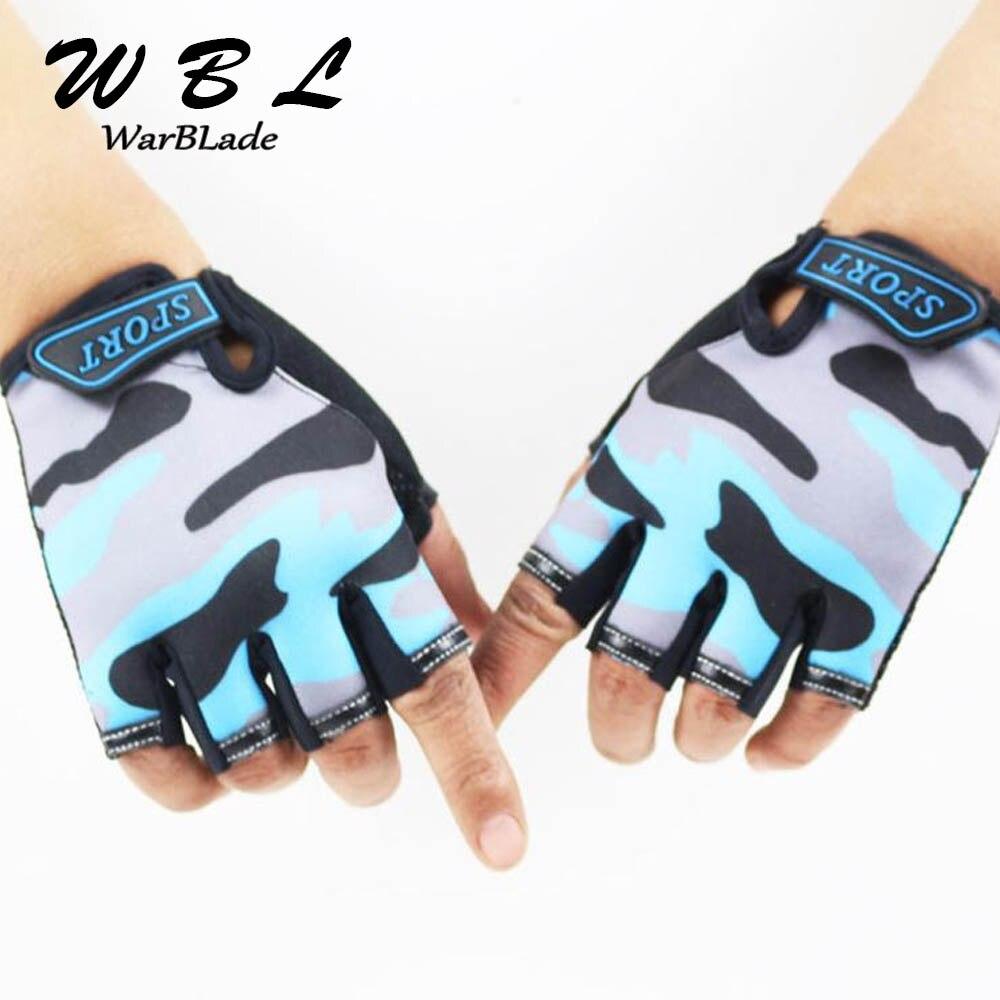 Jungen Kleidung Fingerlose Kinder Handschuhe Nicht-slip Ultradünne Kinder Halb Finger Atmungsaktive Handschuhe Für Jungen Mädchen Luvas De Inverno