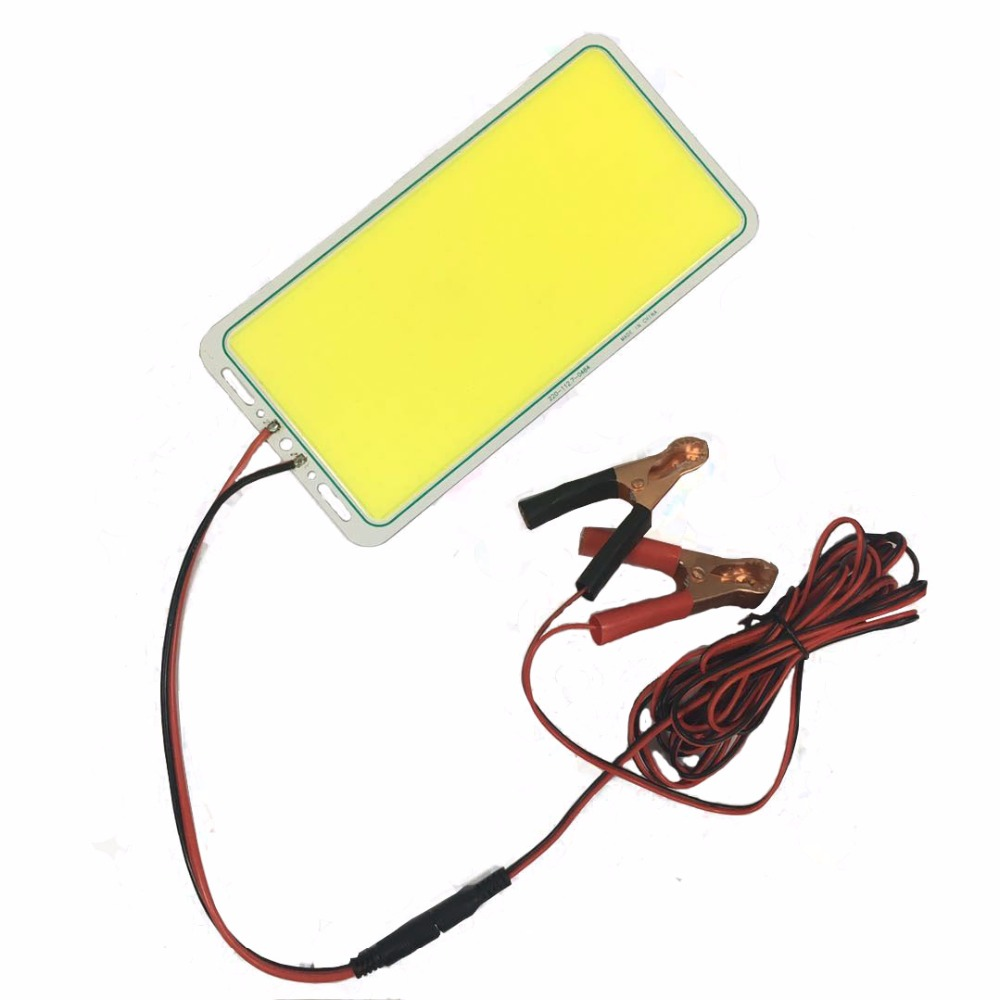 NEW 2mm thickness DC12V 160W 336led chip Strip FLIP COB LED panel light L220X112MM 16000LM cob LED TUBE Camping Lamp Flood light