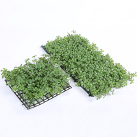 Artificial Turf Simulation Lucky Grass Four Leaf Clover Simulation Lawn For Wedding Home Office Decoration