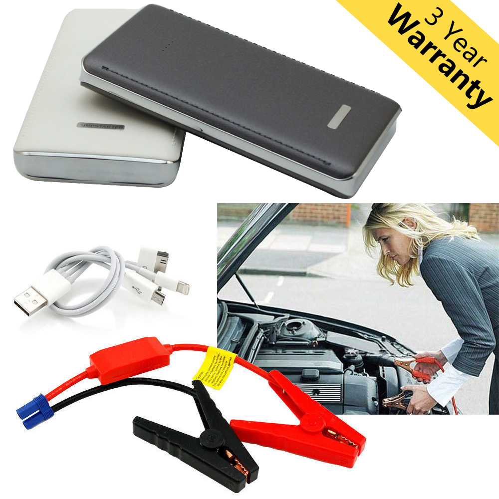 30000 mAh 12V Car Jump Starter Portable Mini Power Bank Booster Batteries Automoilbe Charger For ford