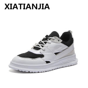 Men's Shoes Sneakers Masculino Zapatillas Breathable Mesh British Outdoor Non-Slip New-Product