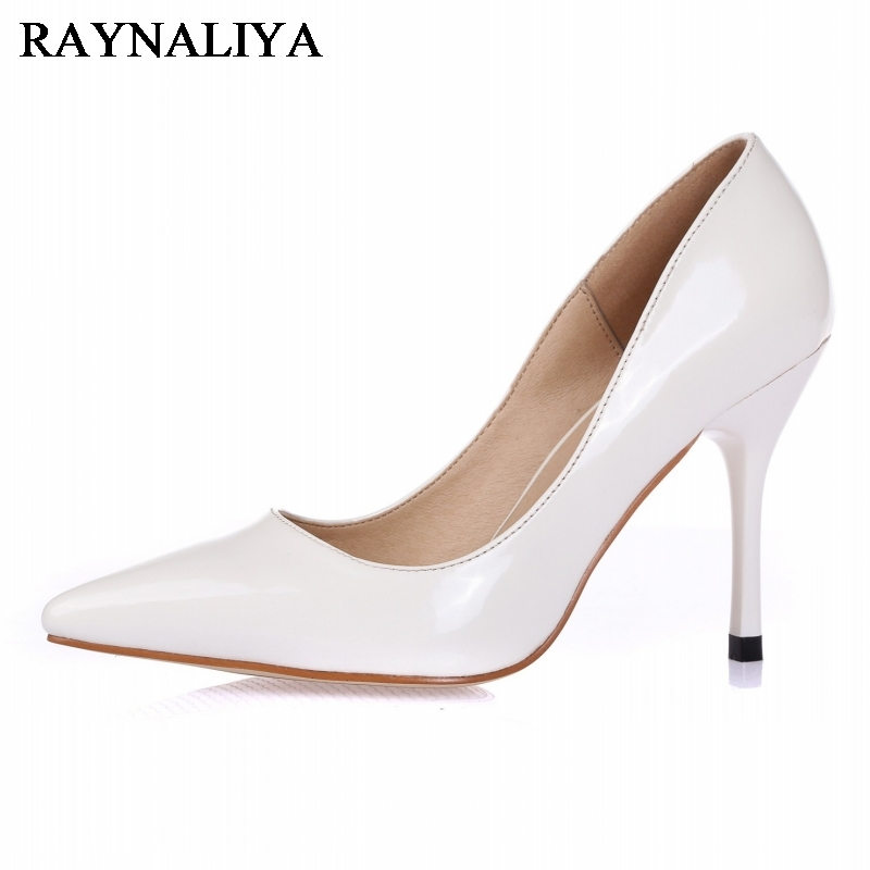 Sexy Fiesta Blanco Delgada Bly 7cm 2017 Height 7cm Cm Genuino De b0006 Mujeres Negro Boda Bombas Caramelo Heel Height Tacones Cuero Color Rosa Zapatos 7 PqqdUw6x