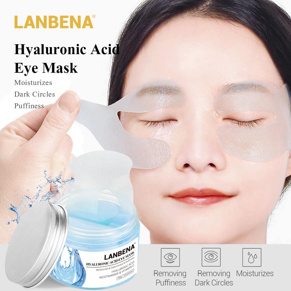 LANBENA Anti-Anging Soro Ácido Hialurônico Máscara de