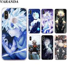 Anime Hunter X Hunter Silicone case for Xiaomi Redmi 7 6A 5A Note 5 6 7 Pro 4X S2 GO Mi 8 A1 A2 Lite Play TPU Soft Phone case(China)