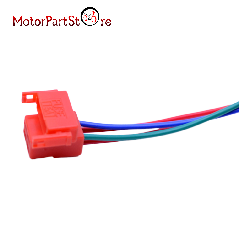 Honda 929 Wiring Diagram Electrical Starter Relay Solenoid Connector Plug For Cbr 600 900 954 1000 1100xx 1000f Vtr 25 In Motorbike Ingition From Automobiles Motorcycles On