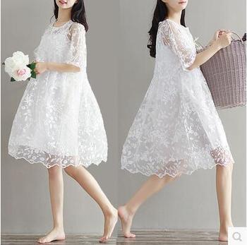 Maternity Clothing Twinset Summer Dress 1