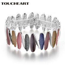 Роскошные свадебные браслеты toucheart в стиле бохо подвески