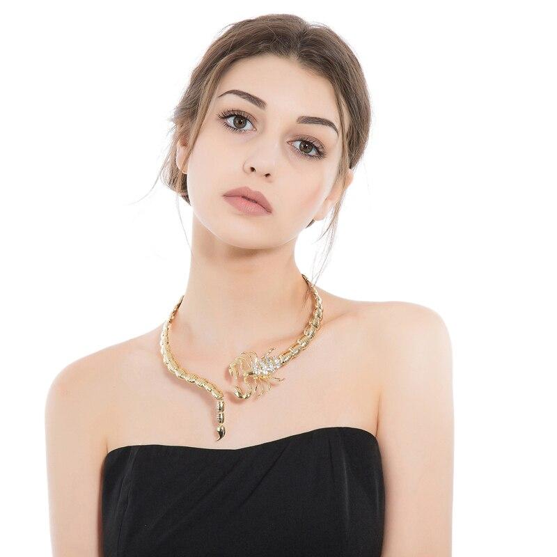Europa und die Vereinigten Staaten Modeschmuck Goldlegierung Schmuck - Modeschmuck - Foto 3