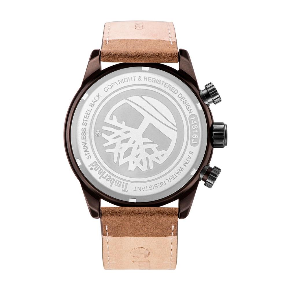 Timberland multifunctionele herenhorloges Fashion Casual Quartz - Herenhorloges - Foto 3