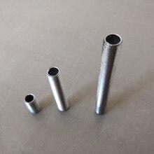 M10 полые резьбовые трубки полые винтовые лампы Крышка крепежный винт M10 полый винт наружный диаметр: 10 мм расстояние резьбы: 1 мм