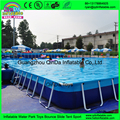 Land Water Park Kids Amusement Hot Sale Swimming Pool, Steel Frame Pool, Intex Steel Frame Pool