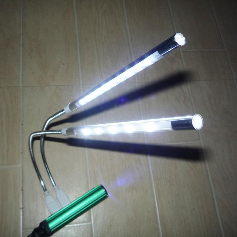 Luzes da Noite leitura de luz flexível led Geração de Energia : Mudar