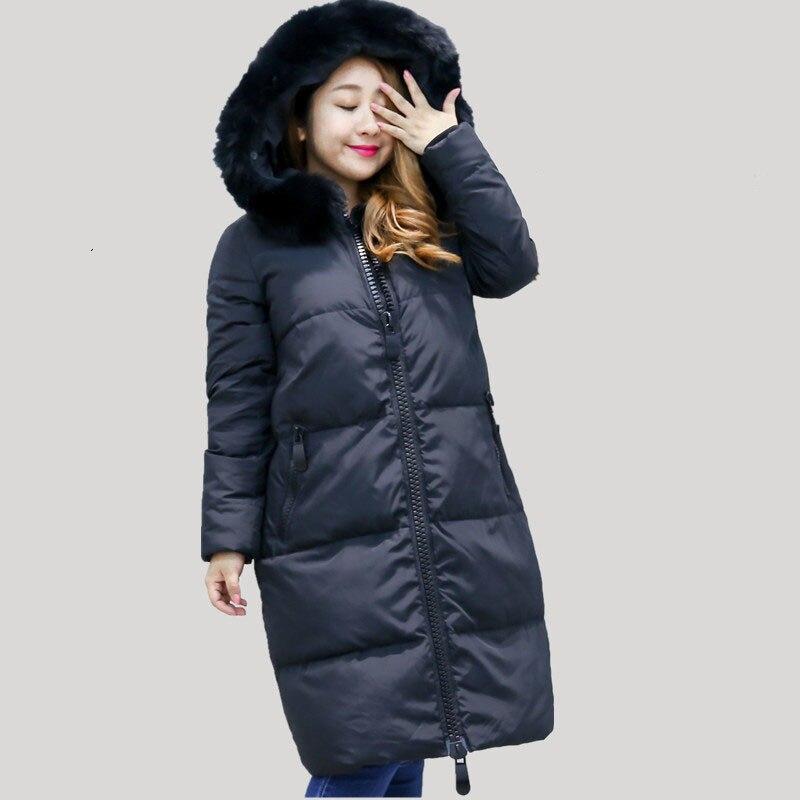 Grey La Femmes Femme 10xl Noir Taille Bas Veste De Vers Duvet Wxf537 Canard Le Manteau pink Rembourré 2018 Parkas Ayunsue Plus black Hiver 90 T50A10q