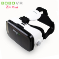 "BOBOVR Z4 MINI Virtual Reality Goggles 3D Movie Glasses Head Mount VR Cardboard For iPhone 6 6s Plus&Samsung 4.7-6"" Mobile Phone"