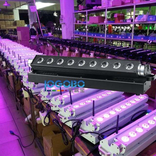 Fast Shipping 9x15W RGBWA Led Linear Wall Washer American DJ Uplighting DMX Wedding Cheap DJ Equipment & Fast Shipping 9x15W RGBWA Led Linear Wall Washer American DJ ... azcodes.com