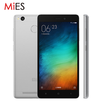 "Xiaomi Redmi 3S 3 S Mobile Phone Snapdragon 430 Octa Core 5"" HD 2GB RAM 16GB ROM 13MP Fingerprint ID"