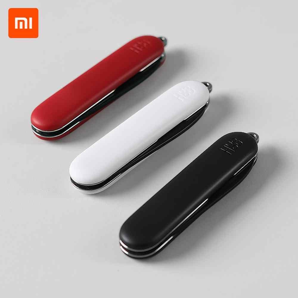 新 Xiaomi mijia ミニ開梱ナイフポータブル小さな良いグリップを切断するための木の棒、鉛筆、ライン ourdoor カッター