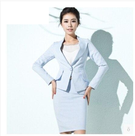 Light Blue Suit Womens | My Dress Tip