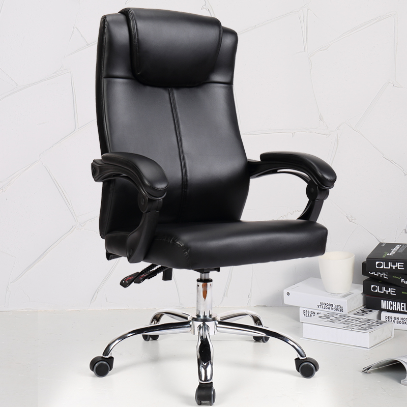 Fashion swivel chair office chair leisure home computer chair comfortable gaming chair tropical print flounce off shoulder wide leg jumpsuit