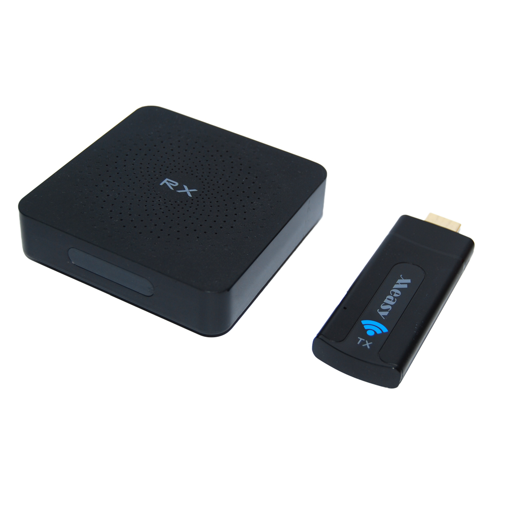 measy w2h mini New 10m HDMI font b Network b font Extender Transmitter Receiver Single Cable