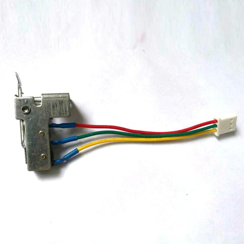 1 шт. газовый водонагреватель запасные части микро переключатель с кронштейном универсальная модель подходит для большинства клапанов в сб...