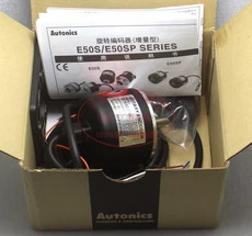 FREE SHIPPING E50S8-600-3-T-24  encoder new original autonics autosics encoder e40s6 1024 3 t 24