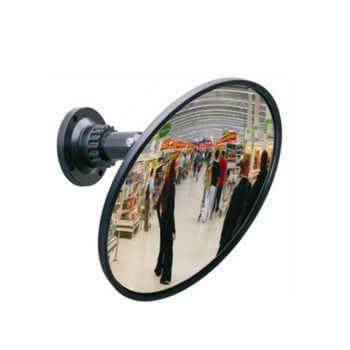Lihmsek Smart Security Mini Mirror Fisheye Camera AHD 1080P 960P Vandalproof Dome CCTV Camera HD 2MP Wide Angle Lens 130 180 360