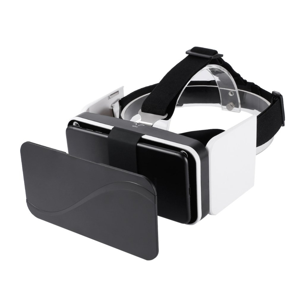1pcs Adjustable 3D Virtual Reality Glasses HD Immersive Experience Folding VR Box Viewing Glasses vr goggle foldable virtual reality 3d glasses cardboard