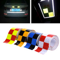 5cmx400cm reflective adhesive tape reflective tape sticker for truck car motorcycle bike safety use free shipping.jpg 200x200