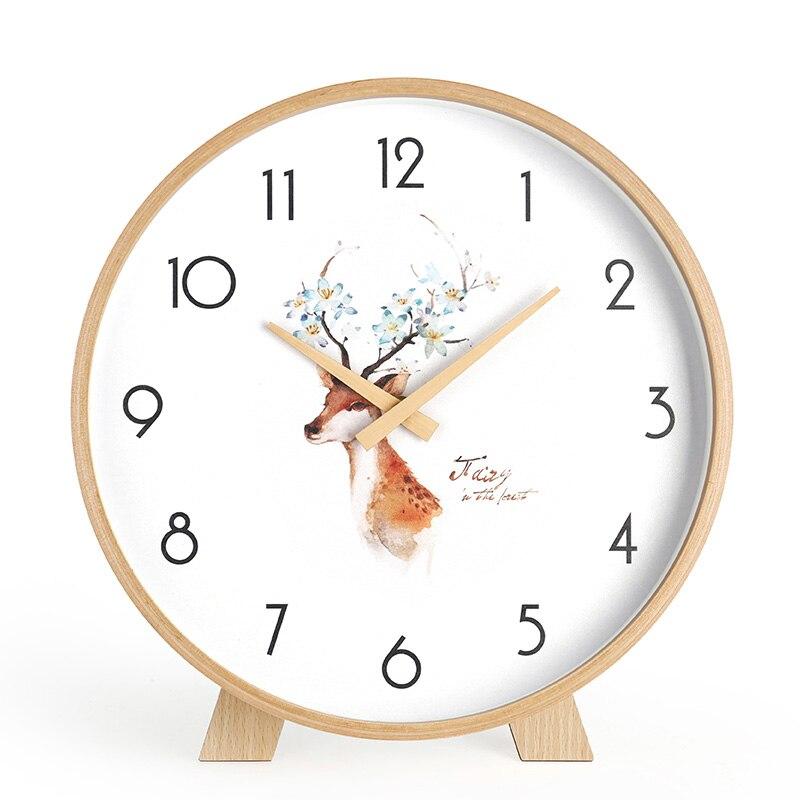 electronic thermometer desktop clock despertador reloj sobremesa decorativo al harameen small digital clock reloj pendulo watch desk horloge (11)