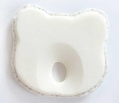 Memory Foam детские подушки дышащие детские подушки определенной формы для предотвращения плоской головы эргономичная подушка для новорожденного almofada infantil 0 ~ 12 м