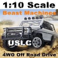 Большой rc грузовик 402 49 см 1/10 AMG 4WD Большое колесо восхождение высокой Скорость удаленного Управление модель автомобиля против экспедиции ПР