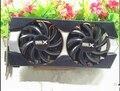 Usado original para Sapphire R9 270X2G DDR5 Placa Gráfica de Desktop PCI-E3.0 OC256bit
