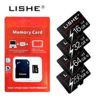 Paquete de venta al por menor C10carte sd tarjeta sd micro 8GB Cartao 16GB de memoria de 32GB 64GB 128GB tarjeta de memoria micro sd tarjeta flash de regalo adaptador