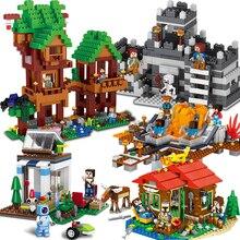 Wyprzedaż Lego Minecraft The Village 21128 Galeria Kupuj W Niskich