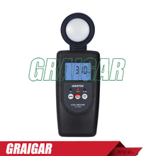 Wholesale prices Digital Lux Meter LX-1262 Wide measuring range and high resolution